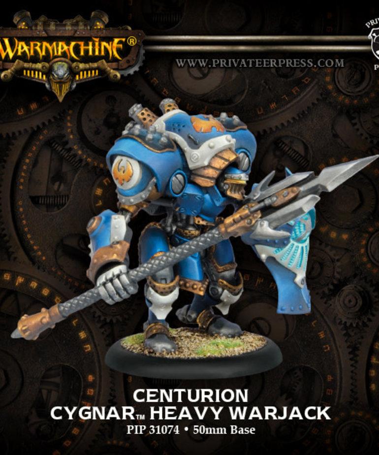 Privateer Press - PIP Warmachine - Cygnar-  Avenger / Centurion / Hammersmith - Heavy Warjack