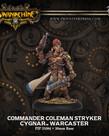 Privateer Press - PIP Warmachine - Cygnar - Commander Coleman Stryker - Warcaster (Stryker 2)