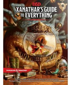 Dungeons & Dragons D&D 5th: Xanathar's Guide to Everything (HC)(Domestic Orders Only)