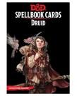 Gale Force Nine - GF9 D&D Spellbook Cards - Druid