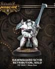 Privateer Press - PIP Warmachine - Retribution of Scyrah - Dawnguard Scyir - Solo