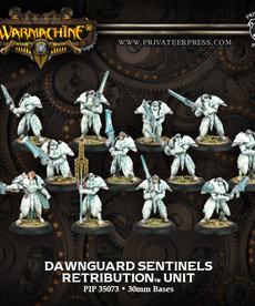 Privateer Press - PIP Warmachine - Retribution of Scyrah - Dawnguard Sentinels - Unit