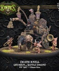 Privateer Press - PIP Hordes - Grymkin - Death Knell - Battle Engine