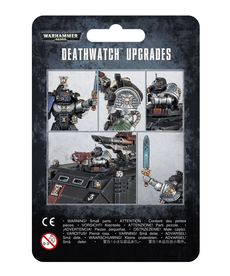 Games Workshop - GAW Warhammer 40k - Deathwatch Upgrades
