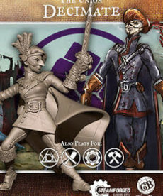 Steamforged Games LTD - STE Decimate BLACK FRIDAY NOW