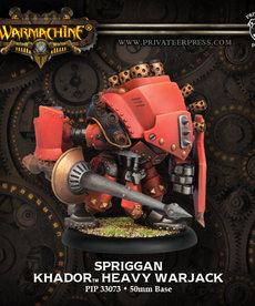 Privateer Press - PIP Demolisher / Devastator / Spriggan
