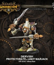 Privateer Press - PIP Warmachine - Protectorate of Menoth - Dervish / Devout / Purifier - Light Warjack