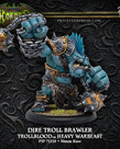 Privateer Press - PIP Hordes - Trollbloods - Dire Troll Brawler - Heavy Warbeast