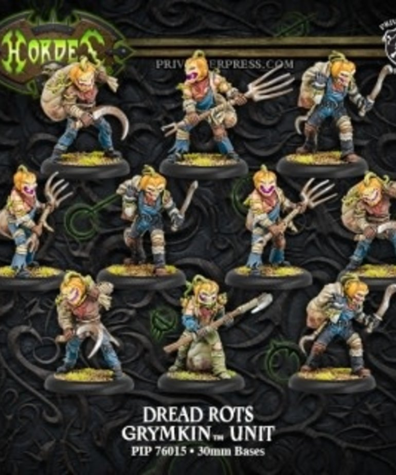 Privateer Press - PIP Hordes - Grymkin - Dread Rots - Unit
