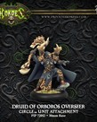 Privateer Press - PIP Hordes - Circle Orboros - Druid of Orboros Overseer - Unit Attachment