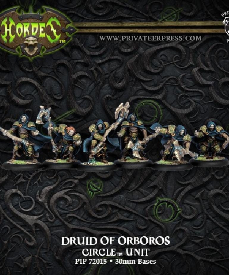 Privateer Press - PIP Hordes - Circle Orboros - Druids of Orboros - Unit