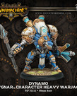 Privateer Press - PIP Warmachine - Cygnar - Dynamo - Character Heavy Warjack