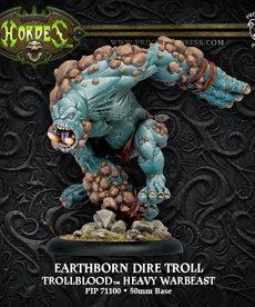 Privateer Press - PIP Hordes - Trollbloods - Earthborn Dire Troll - Heavy Warbeast