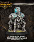 Privateer Press - PIP Warmachine - Convergence of Cyriss - Enigma Foundry - Solo