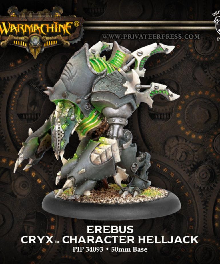 Privateer Press - PIP Warmachine - Cryx - Erebus Character - Helljack