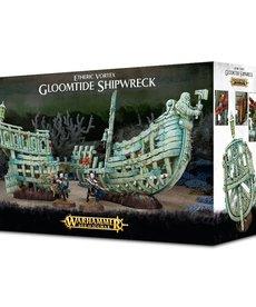 Games Workshop - GAW Warhammer Age of Sigmar - Etheric Vortex - Gloomtide Shipwreck