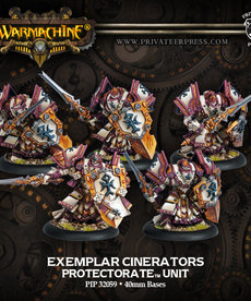 Privateer Press - PIP Warmachine - Protectorate of Menoth - Exemplar Cinerators - Unit