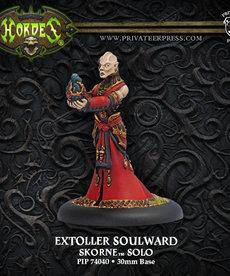 Privateer Press - PIP Hordes - Skorne - Extoller Soulward - Solo