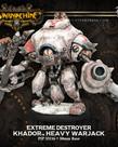 Privateer Press - PIP Warmachine - Khador - Extreme Destroyer - Heavy Warjack