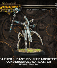 Privateer Press - PIP Father Lucant, Divinity Architect (Lucant 1)