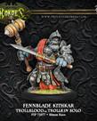 Privateer Press - PIP Hordes - Trollbloods - Fennblade Kithkar - Trollkin Solo