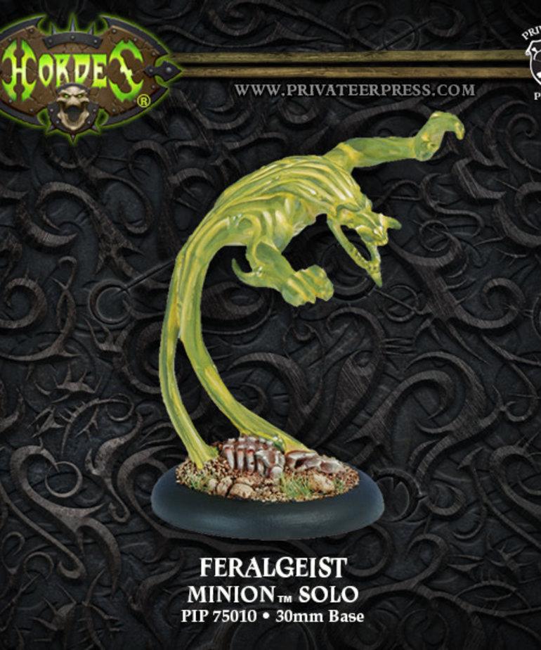 Privateer Press - PIP Hordes - Minions - Feralgeist - Solo
