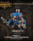 Privateer Press - PIP Warmachine - Cygnar - Firefly - Light Warjack