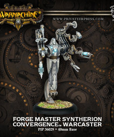 Privateer Press - PIP Warmachine - Convergence of Cyriss - Forge Master Syntherion - Warcaster (Syntherion 1)