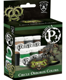 Privateer Press - PIP Privateer Press - Formula P3 - Circle Orboros Colors