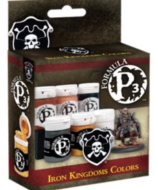 Privateer Press - PIP Privateer Press - Formula P3 - Iron Kingdoms Colors