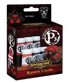 Privateer Press - PIP Privateer Press - Formula P3 - Khador Colors