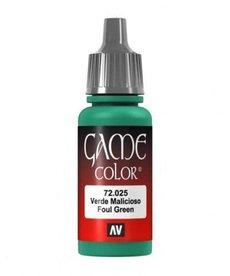 Vallejo - VJP Vallejo: Game Color - Foul Green