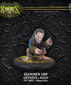 Privateer Press - PIP Hordes - Grymkin - Glimmer Imp - Solo