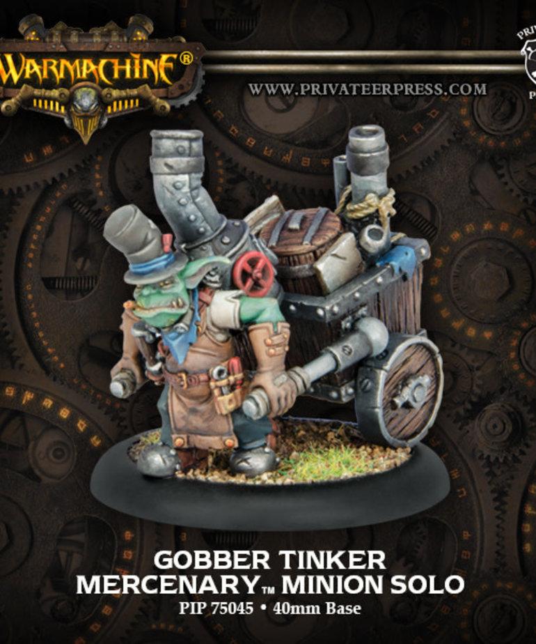 Privateer Press - PIP Hordes - Minions - Gobber Tinker - Mercenary Solo