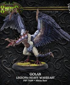 Privateer Press - PIP Hordes - Legion of Everblight - Golab - Heavy Warbeast