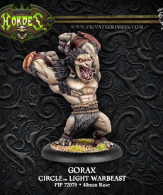 Privateer Press - PIP Hordes - Circle Orboros - Gorax - Light Warbeast