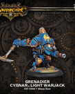 Privateer Press - PIP Warmachine - Cygnar - Grenadier - Light Warjack