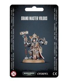 Games Workshop - GAW Warhammer 40k - Grey Knights - Grand Master Voldus