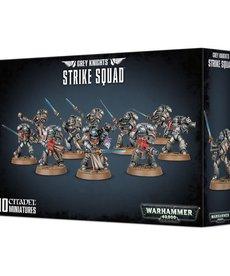 Games Workshop - GAW Warhammer 40K - Grey Knights - Strike Squad