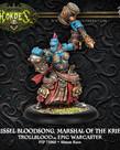 Privateer Press - PIP Hordes - Trollbloods - Grissel Bloodsong, Marshal of the Kriels (Grissel 2)