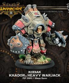 Privateer Press - PIP Warmachine - Khador - Grolar / Kodiak - Heavy Warjack