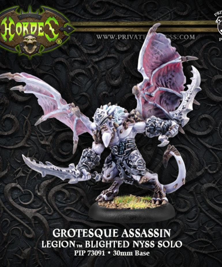 Privateer Press - PIP Hordes - Grotesque Assassin - Solo