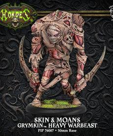 Privateer Press - PIP Hordes - Grymkin - Skin & Moans - Heavy Warbeast