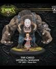 Privateer Press - PIP Hordes - Grymkin - The Child - Warlock (Child 1)