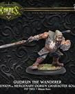Privateer Press - PIP Hordes - Minions - Gudrun the Wanderer - Mercenary Ogrun Character Solo