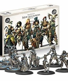Steamforged Games LTD - STE Guild Ball - The Exiles: New Alliances