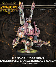 Privateer Press - PIP Warmachine - Protectorate of Menoth - Hand of Judgement - Character Heavy Warjack