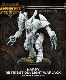 Privateer Press - PIP Warmachine - Retribution of Scyrah - Harpy - Light Warjack
