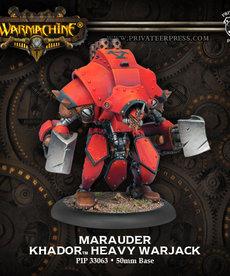 Privateer Press - PIP Decimator / Destroyer / Juggernaut / Marauder