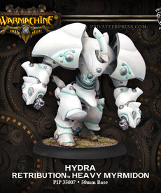 Privateer Press - PIP Warmachine - Retribution of Scyrah - Hydra / Manticore / Phoenix - Heavy Myrmidon